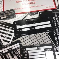 Aerospace Labels & Tags